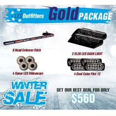 WINTER SALE GOLD PACKAGE